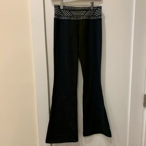 Lululemon Flared Yoga Pants